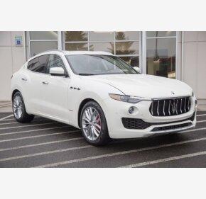2018 Maserati Levante for sale 100996073