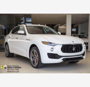 2018 Maserati Levante for sale 100996115