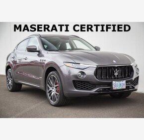 2018 Maserati Levante for sale 101033304