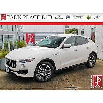 2018 Maserati Levante for sale 101267042