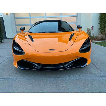 2018 McLaren 720S Coupe for sale 101453093