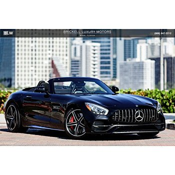 2018 Mercedes-Benz AMG GT C Roadster for sale 101087421