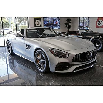 2018 Mercedes-Benz AMG GT C Roadster for sale 101108814