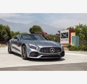 2018 Mercedes-Benz AMG GT C Roadster for sale 101164041