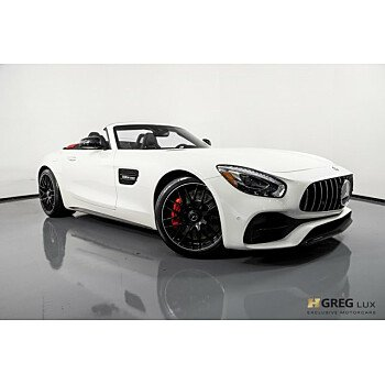 2018 Mercedes-Benz AMG GT C Roadster for sale 101190123