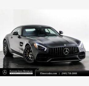 2018 Mercedes-Benz AMG GT for sale 101359384
