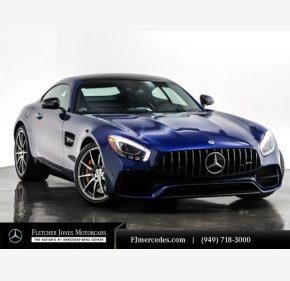 2018 Mercedes-Benz AMG GT S Coupe for sale 101271706