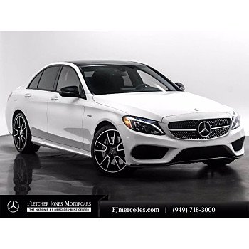 2018 Mercedes-Benz C43 AMG for sale 101393199