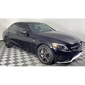 2018 Mercedes-Benz C43 AMG for sale 101492228