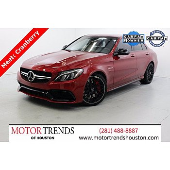2018 Mercedes-Benz C63 AMG for sale 101410151