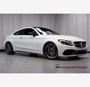 2018 Mercedes-Benz C63 AMG for sale 101445004