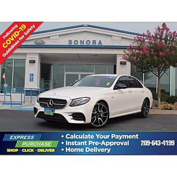 2018 Mercedes-Benz E43 AMG for sale 101374913