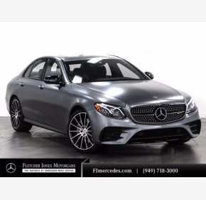 2018 Mercedes-Benz E43 AMG for sale 101434420