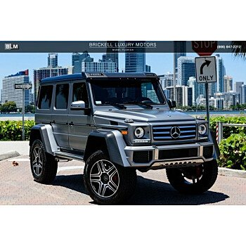 2018 Mercedes-Benz G550 Squared for sale 101172394
