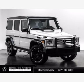 2018 Mercedes-Benz G550 for sale 101404773