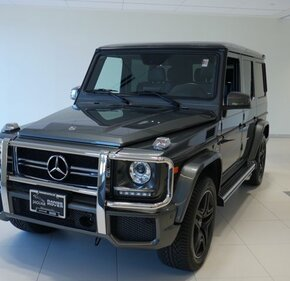 2018 Mercedes-Benz G63 AMG for sale 101381300