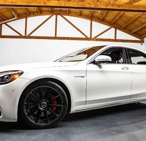 2018 Mercedes-Benz S63 AMG for sale 101426094
