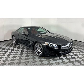 2018 Mercedes-Benz SL550 for sale 101266235