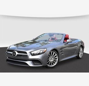 2018 Mercedes-Benz SL550 for sale 101449504