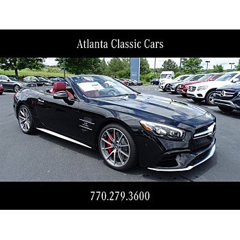 2018 Mercedes-Benz SL63 AMG for sale 100986551