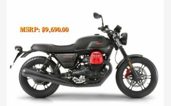 2018 Moto Guzzi V7 for sale 200848287