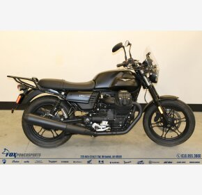 2018 Moto Guzzi V7 for sale 200992608