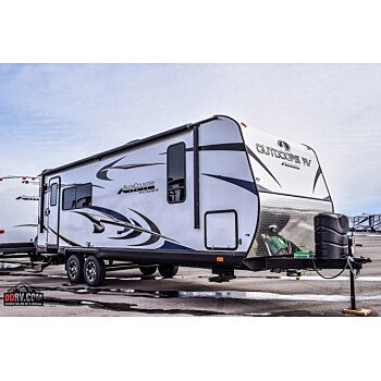 2018 Outdoors RV Black Rock for sale 300154440