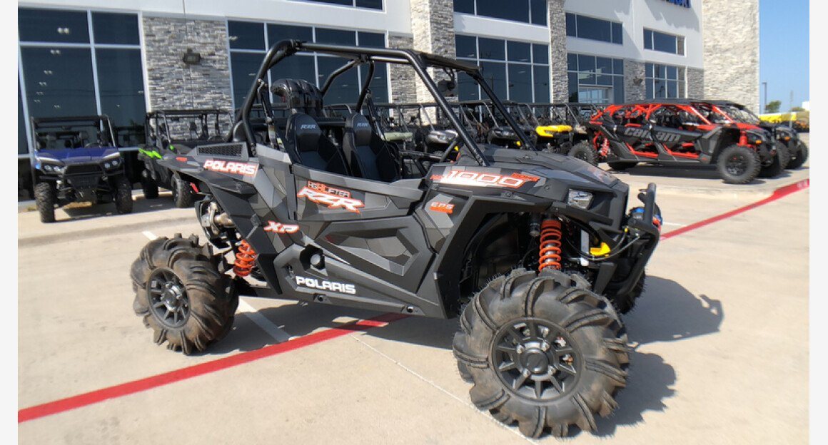 2018 Polaris RZR XP 1000 for sale 200601228