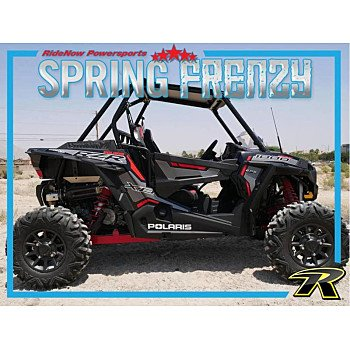 2018 Polaris RZR XP 1000 for sale 200660598