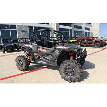 2018 Polaris RZR XP 1000 for sale 200678495