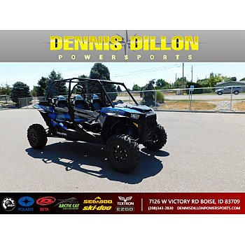 2018 Polaris RZR XP 4 1000 for sale 200652635