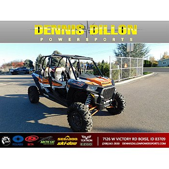 2018 Polaris RZR XP 4 1000 for sale 200652636