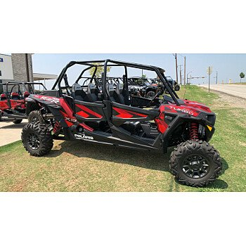 2018 Polaris RZR XP 4 1000 for sale 200678518
