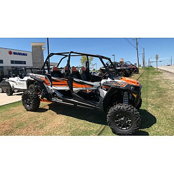 2018 Polaris RZR XP 4 1000 for sale 200678528
