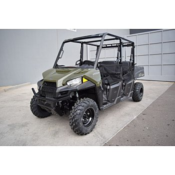 2018 Polaris Ranger Crew 570 for sale 200525185