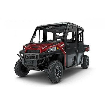 2018 Polaris Ranger Crew XP 1000 for sale 200608736