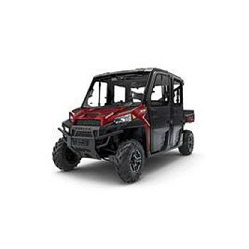 2018 Polaris Ranger Crew XP 1000 for sale 200658993