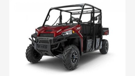 2018 Polaris Ranger Crew XP 1000 for sale 200608780
