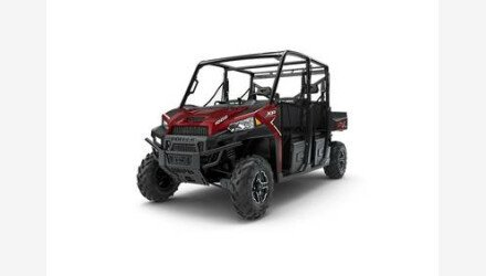 2018 Polaris Ranger Crew XP 1000 for sale 200664450