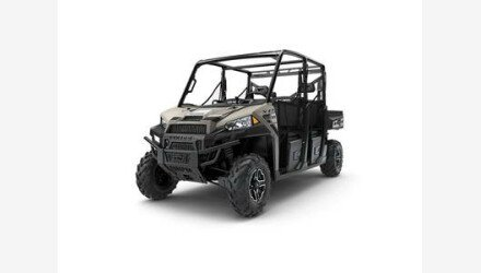 2018 Polaris Ranger Crew XP 1000 for sale 200664457