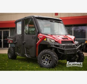 2018 Polaris Ranger Crew XP 1000 for sale 200673265