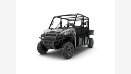 2018 Polaris Ranger Crew XP 1000 for sale 200678444
