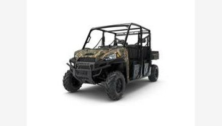 2018 Polaris Ranger Crew XP 1000 for sale 200683858