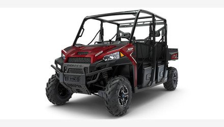 2018 Polaris Ranger Crew XP 1000 for sale 200856473