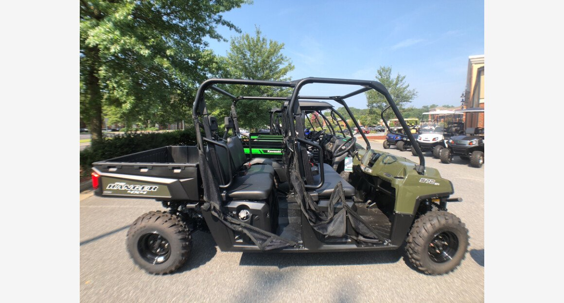 2018 Polaris Ranger Crew XP 570 for sale 200592261