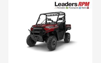 2018 Polaris Ranger XP 1000 for sale 200511249
