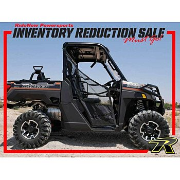 2018 Polaris Ranger XP 1000 for sale 200609841