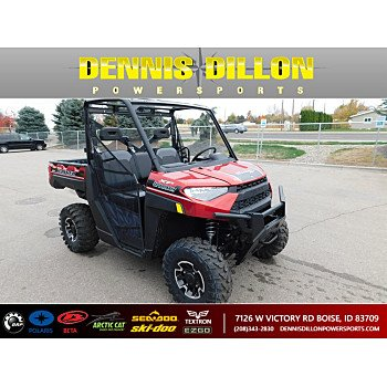 2018 Polaris Ranger XP 1000 for sale 200652521