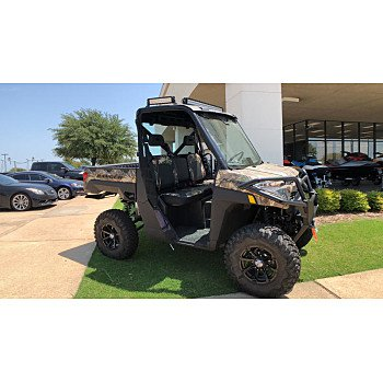 2018 Polaris Ranger XP 1000 for sale 200680167