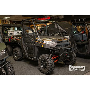 2018 Polaris Ranger XP 1000 for sale 200712538